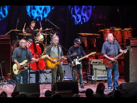 Dear Jerry, Celebrating the music of JERRY GARCIA 05.14.2015 Columbia, MD - AUD