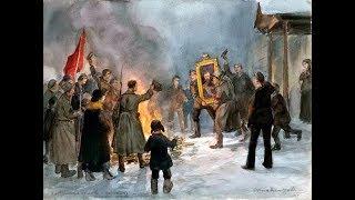Большевики, провокаторы и февральская революция. Колпакиди