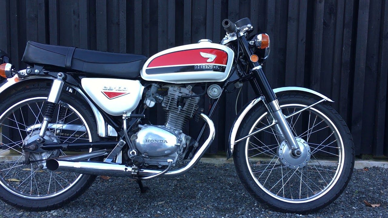 SOLVED: How do you change a oil filter on a 1971 Honda CL - Fixya
