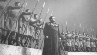 Wagner - Götterdämmerung - Hoi-ho! - Bayreuth Festival