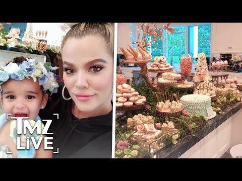Kardashian Cockroach Cake! | TMZ Live
