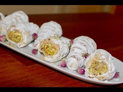 Dessert & Sweet Recipes مجموعه ویدیو های حلویات و ش