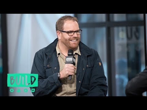 josh gates chats about the travel channel 39 s expedition unknown youtube. Black Bedroom Furniture Sets. Home Design Ideas