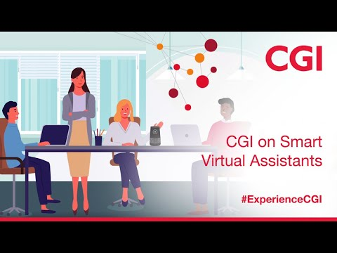 CGI on smart virtual assistants