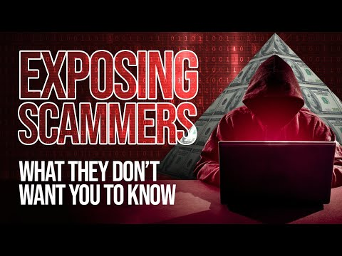 Cryptocurrency Scams Explained - The Secrets They Don't Want You To Know