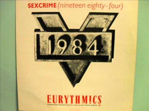 Sexcrime lyrics
