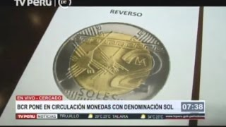Video BCR emite monedas con nueva denominación download MP3, 3GP, MP4, WEBM, AVI, FLV Juli 2018