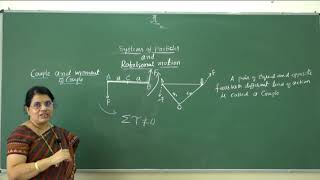 I PUC   Physics  System of Particles and Rotational motion- 06