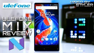 Ulefone Mix | Full Review | Everything that you need to know!