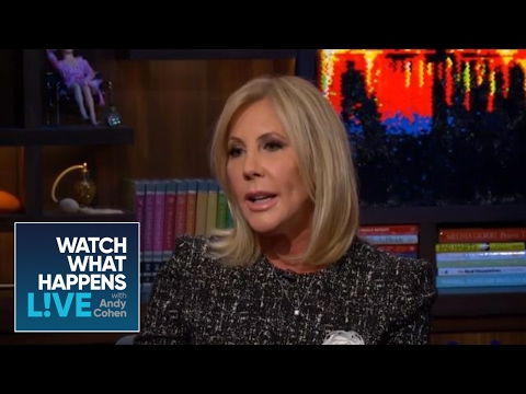 Why Vicki Gunvalson Doubted Brooks Ayers' Cancer | Vicki One On One | WWHL