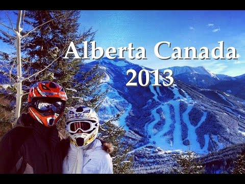 Our Winter Vacation in Alberta, Canada (December 2013)