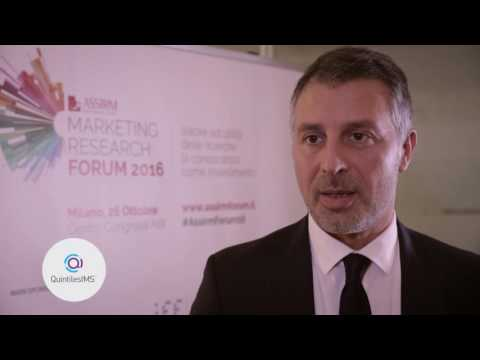 Intervista a Filippo Boschetti, Principal, Consulting & Advanced Analytics QuintilesIMS