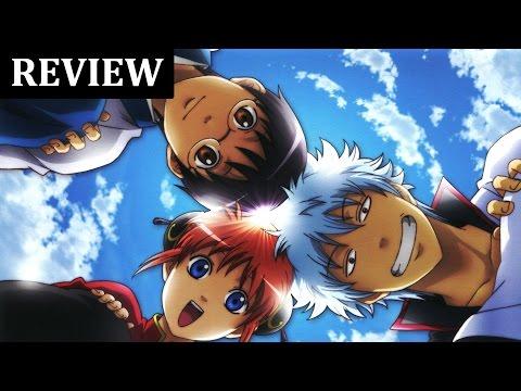 Review   Gintama
