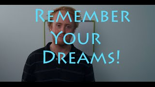How to Remember Your Dreams Vividly
