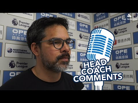 WATCH: David Wagner's full reaction to the 1-0 win over Watford