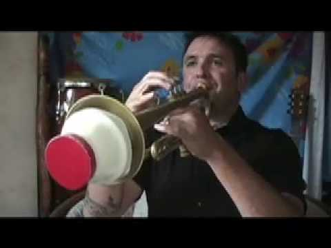 Trumpet Sound Effects (4): The Fall