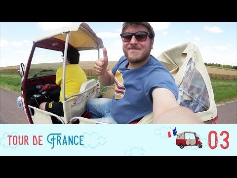 Andiamo a Troyes con Pokemon e Champagne – Tour de France