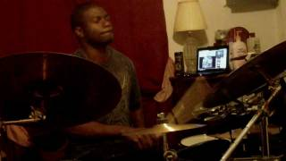 """Racks on Racks"" by YC ft. Future (B-STORM DRUM COVER)"