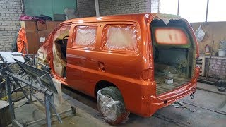 Hyundai Starex .теперь как новый!!!