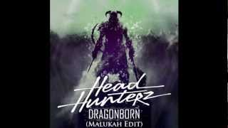 Headhunterz - Dragonborn (Malukah Edit Remake) (HD)