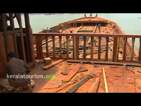 Handicraft Miniature Arab trading ship