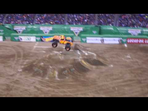 Monster Jam Lucas Oil Stadium-Indianapolis 2017