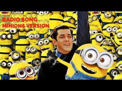 Minions Radio   Tubelight - RADIO SONG   Salman Khan   SONG REMIX  HINDI