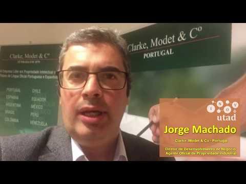 Jorge Machado,  da Clarke, Modet & Co - Portugal