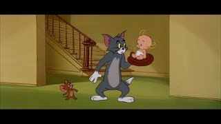 Tom and Jerry, 100 Episode - Busy Buddies (1956)