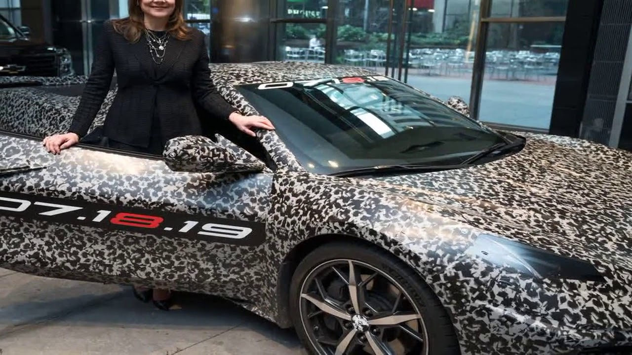 Here's how the new Corvette Stingray could morph into a 'fire-breathing monster'