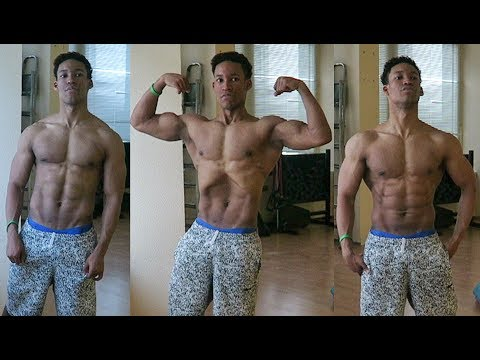 The 6 Pack Guide To SHREDDED Abs from BELLY FAT | 3 DAYS OUT