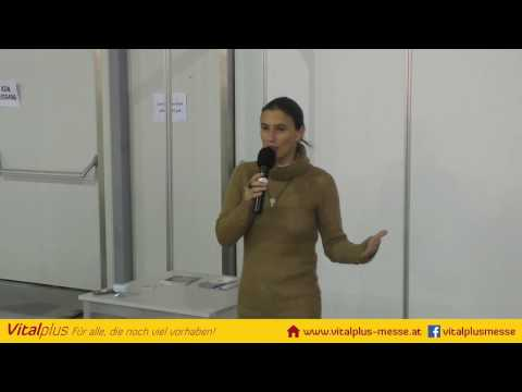 "Vortrag - Atemschule - ""Die Heilkraft des Atems"" - Krista Gilda KERNER - Vitalplus 2016"