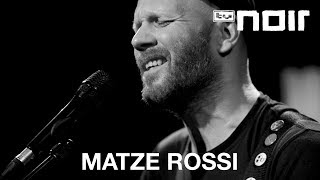 Matze Rossi - Dancing On My Own (Robyn Cover) (live bei TV Noir)