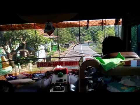 Bus NPM V09 Mengejar Sinar Dempo