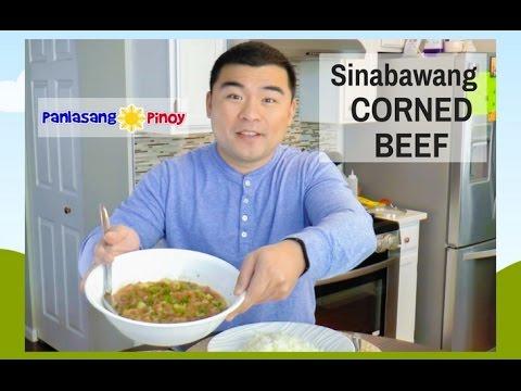 Sinabawang Corned Beef