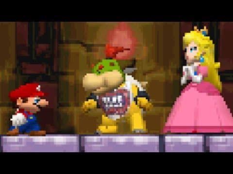 New Super Mario Bros. DS - #1 Walkthrough