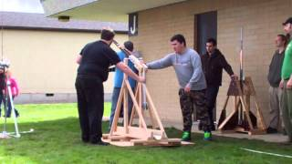 Project Design 2: The Trebuchet