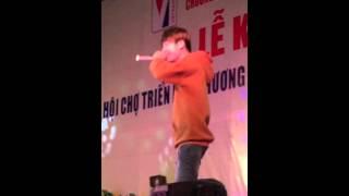 Kelvin Khánh - Nhặt lại mảnh vỡ ( hội chợ Đức Trọng - 30/12/2015 )