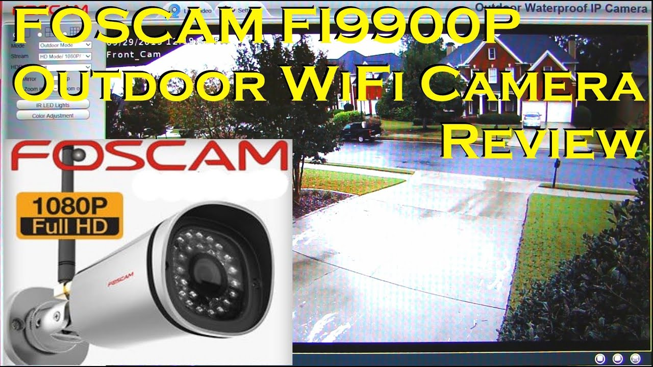 Best IP Camera For Your Weather Station