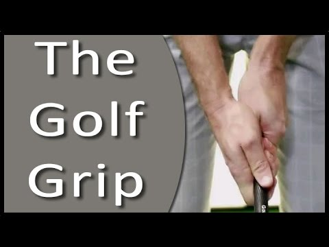 Golf for Beginners – The Perfect Golf Grip Tip (From Golf's #1 Instruction System – RST)