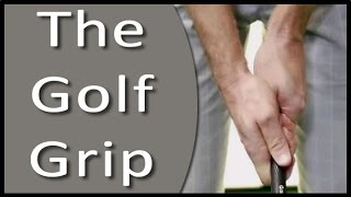 Golf for Beginners - The Perfect Golf Grip Tip (From Golf's #1 Instruction System - RST)