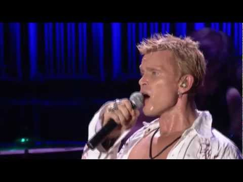 Billy  Idol  --  Eyes  Without  A  Face [[ Official Live Video]] HD At  Overdrive