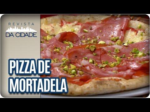 Receita de Pizza de São Paulo - Revista da Cidade (26/01/17)