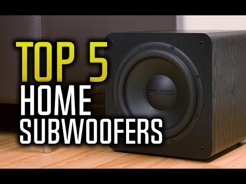 ▶️-best-subwoofers-in-2017!