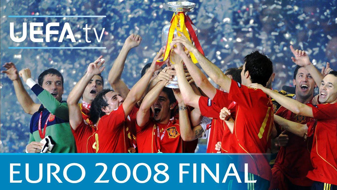 Spain v Germany: UEFA EURO 2008 final highlights - YouTube