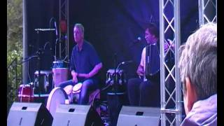 The Hut People - Foot Percussion (Scarborough Folk Festival