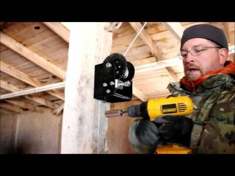 J-BARR Jeep Hardtop Hoist Product Test/Review
