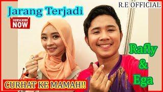JARANG TERJADI!! AA sama NENG CURHAT ke MAMAH!! II #vlogRE thumbnail