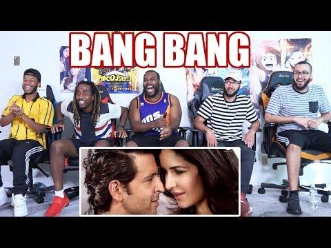 Bang Bang Title Track   Reaction  Hrithik Roshan Katrina Kaif