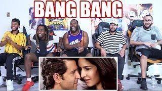 Bang Bang Title Track Full Video Reaction | Hrithik Roshan Katrina Kaif